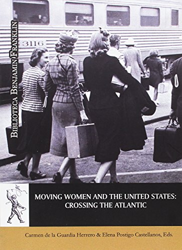 9788416599806: Moving women and the United States: Crossing the Atlantic