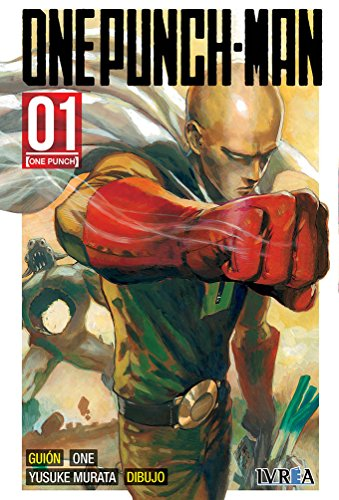 9788416604500: ONE PUNCH MAN 01