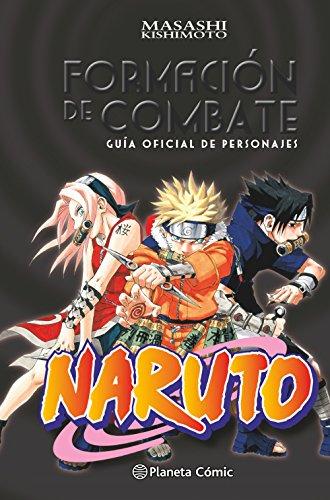 9788416636433: Naruto Guía 1: Formación de combate (NARUTO GUà AS)