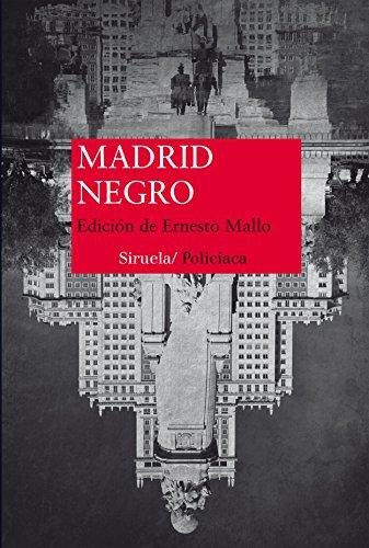 Madrid negro: Marta Sanz ;