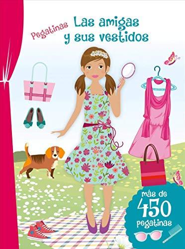 9788416648115: Pegatinas. Las Amigas Y Sus Vestidos (N.Ed.) (PICARONA)