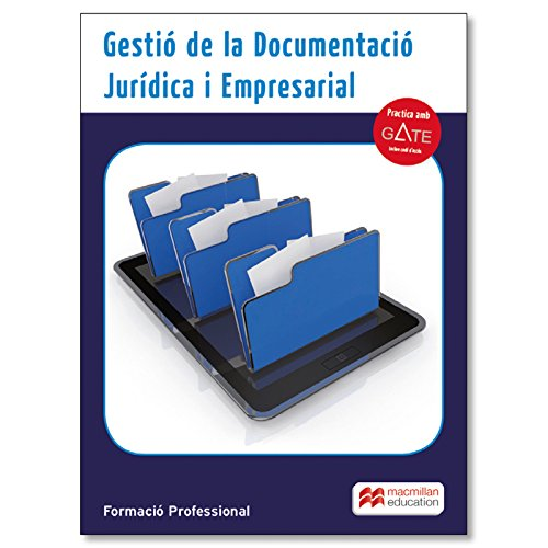 9788416653096: Gestio Documentacio Jurid i Emp Pk 2016 (Cicl-Administracion)
