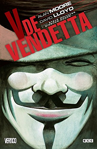 9788416660353: V de Vendetta (6a Edición)