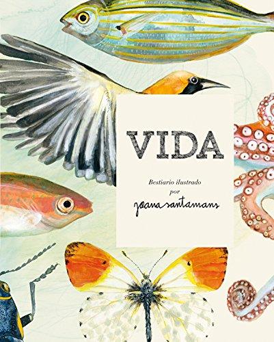 9788416670017: Vida. Bestiario ilustrado por Joana Santamans (Bridge)
