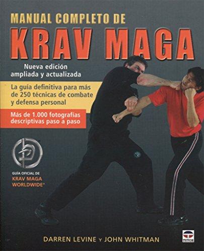 9788416676255: MANUAL COMPLETO DE KRAV MAGA