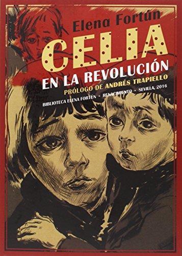 9788416685073: Celia En La Revolución (Biblioteca Elena Fortún)