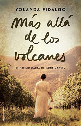 Más allá de los volcanes (Spanish Edition) - Fidalgo, Yolanda