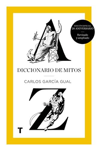 9788416714179: Diccionario de mitos