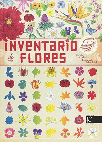 9788416721085: Inventario ilustrado de flores (Ciencias)