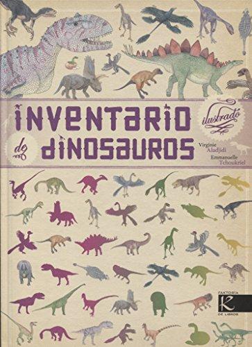 9788416721191: Inventario ilustrado de dinosaurios (Ciencia)