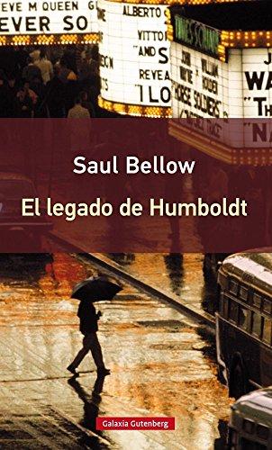 9788416734016: El legado de Humboldt- rústica
