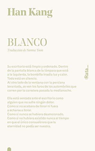 9788416738519: Blanco: 32 (rata/5)