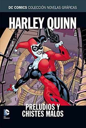 9788416746958: Colección novelas gráficas - Harley Quinn: Preludios y chistes malos