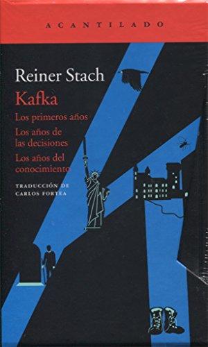 9788416748198: Kafka (El Acantilado)