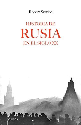 9788416771288: Historia De Rusia En El Siglo XX (Memoria Crítica)