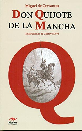 9788416775385: DON QUIJOTE DE LA MANCHA (EDICIÓN ÍNTEGRA): ILUSTRACIONES DE GUSTAVE DORÉ (SELECCIÓN GRANDES CLÁSICOS UNIVERSALES)