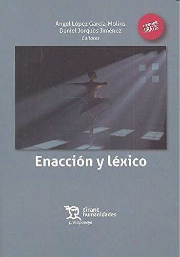 ENACCIÓN Y LÉXICO: Ángel López García-Molins,