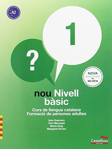 9788416790241: Nou Nivell Bàsic 1: Curs de Llengua Catalana-Formació de Persones Adultes