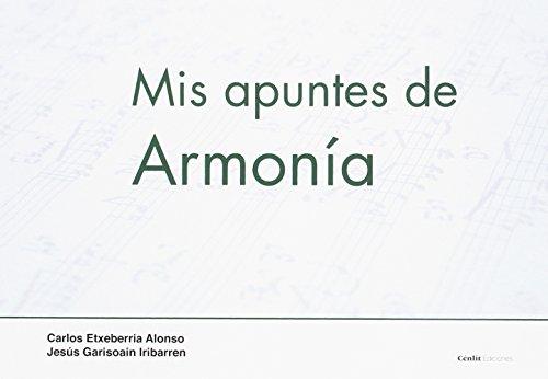 9788416791071: Mis apuntes de Armonía
