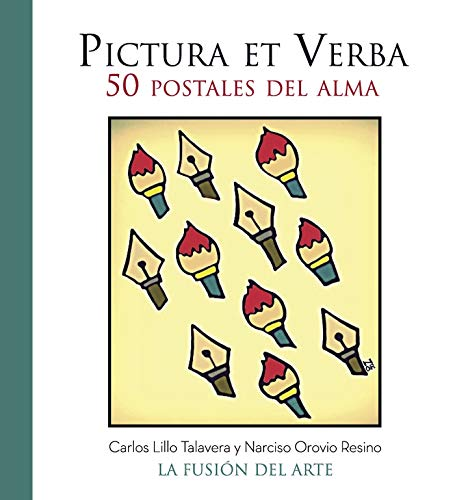 9788416799459: Pictura et verba: 50 postales del alma