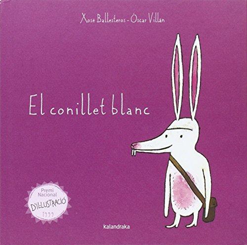 9788416804009: El conillet blanc (llibres per a somniar)