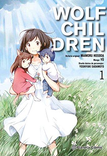 9788416816521: Wolf Children nº 01/03 (Manga: Biblioteca Mamoru Hosoda)