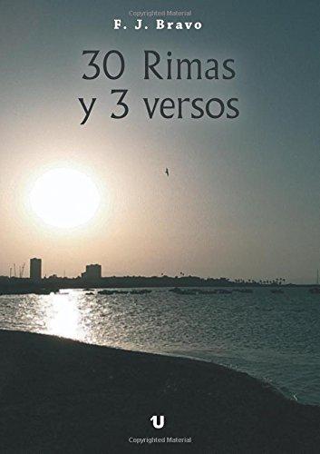 30 Rimas y 3 Versos: Minguez, F Javier