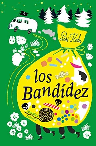 9788416830695: Los Bandídez (Nórdica Infantil)