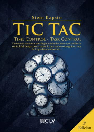 Tic Tac: Time Control - Task Control: Tage Kapsto, Stein