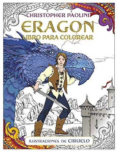 9788416867530: Eragon. Libro oficial para colorear (Roca Juvenil)