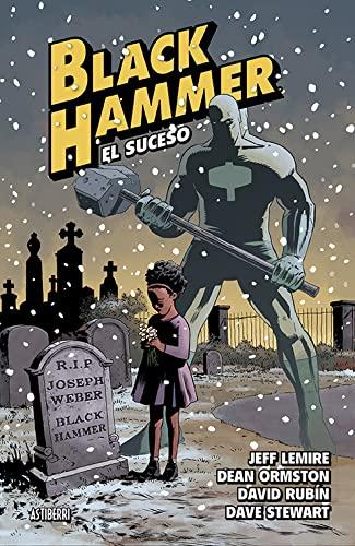 9788416880546: Black Hammer 2. El suceso (Sillón Orejero)