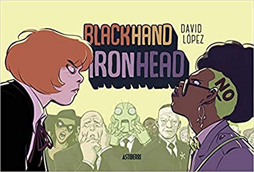 9788416880959: Blackhand Ironhead (Sillón Orejero)