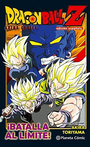 Dragon Ball Z Anime Comic ¡¡Batalla extrema!!: Toriyama, Akira