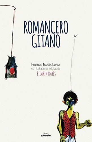 9788416890385: Romancero gitano: ilustrado por Pilarín Bayés (Varios)