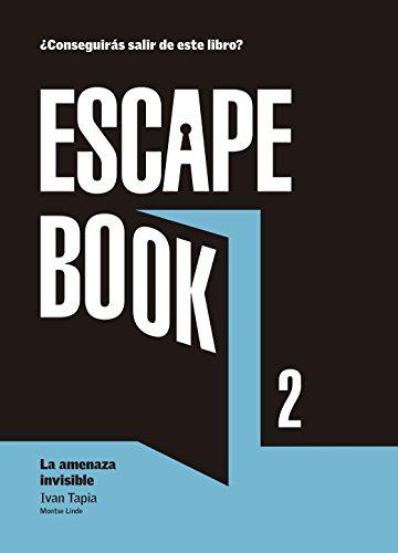 9788416890392: Escape book 2: La amenaza invisible (Ocio y deportes)