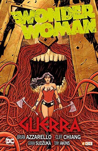 Wonder Woman: Guerra