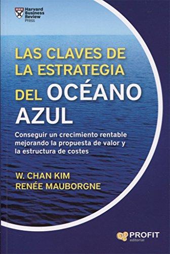 9788416904495: Las claves de la estrategia del océano azul