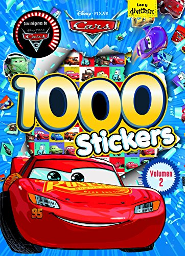 9788416913015: Cars 2. 1000 stickers