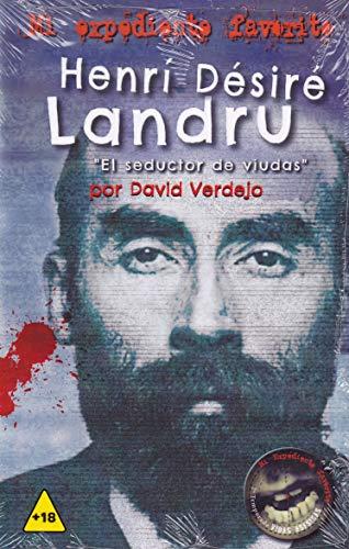 9788416921614: Henri Desire Landru, Barba Azul De Gambais