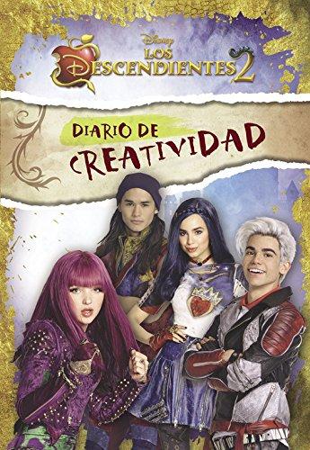 9788416931248: Los Descendientes 2 (Diario de creatividad Disney)