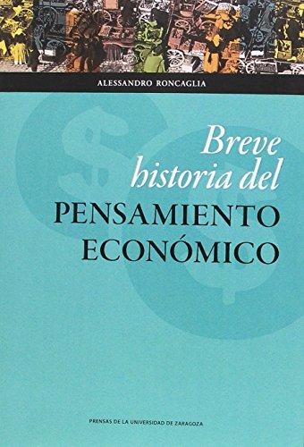 9788416933372: Breve Historia del Pensamiento Económico (Ciencias Sociales)