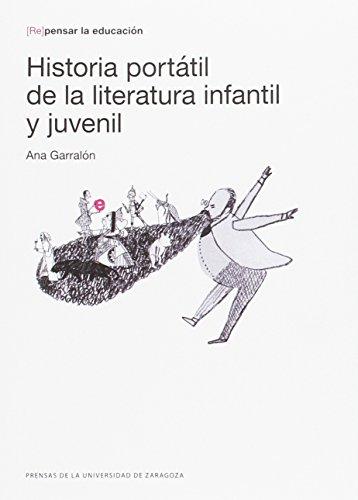 9788416933518: Historia portátil de la literatura infantil y juvenil