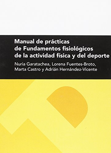 Manual de prácticas de fundamentos fisiológicos de