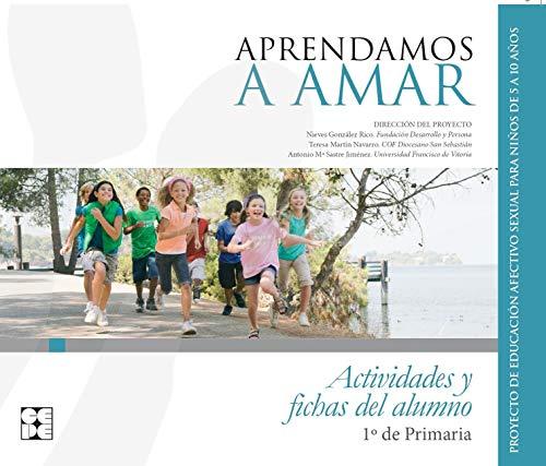 APRENDAMOS A AMAR 1 EP ACTIVIDADES Y: AAVV
