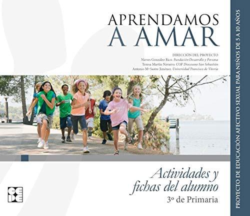 APRENDAMOS A AMAR 3 EP ACTIVIDADES Y: AAVV