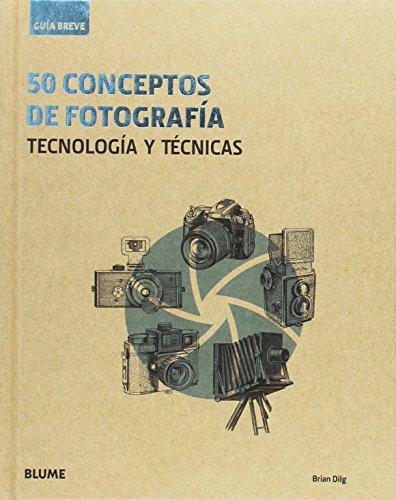 9788416965243: 50 conceptos de fotografía