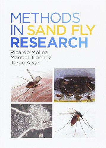 Methods in sand fly research: Alvar Ezquerra, Jorge;