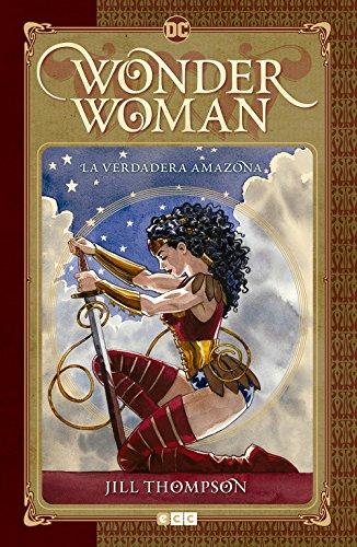 9788416998357: Wonder Woman: La verdadera amazona