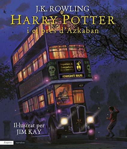 9788417016128: Harry Potter i el pres d'Azkaban (edició il·lustrada) (EMPURIES NARRATIVA)