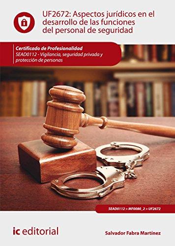 Aspectos jurídicos en el desarrollo de las: Fabra Martínez, Salvador